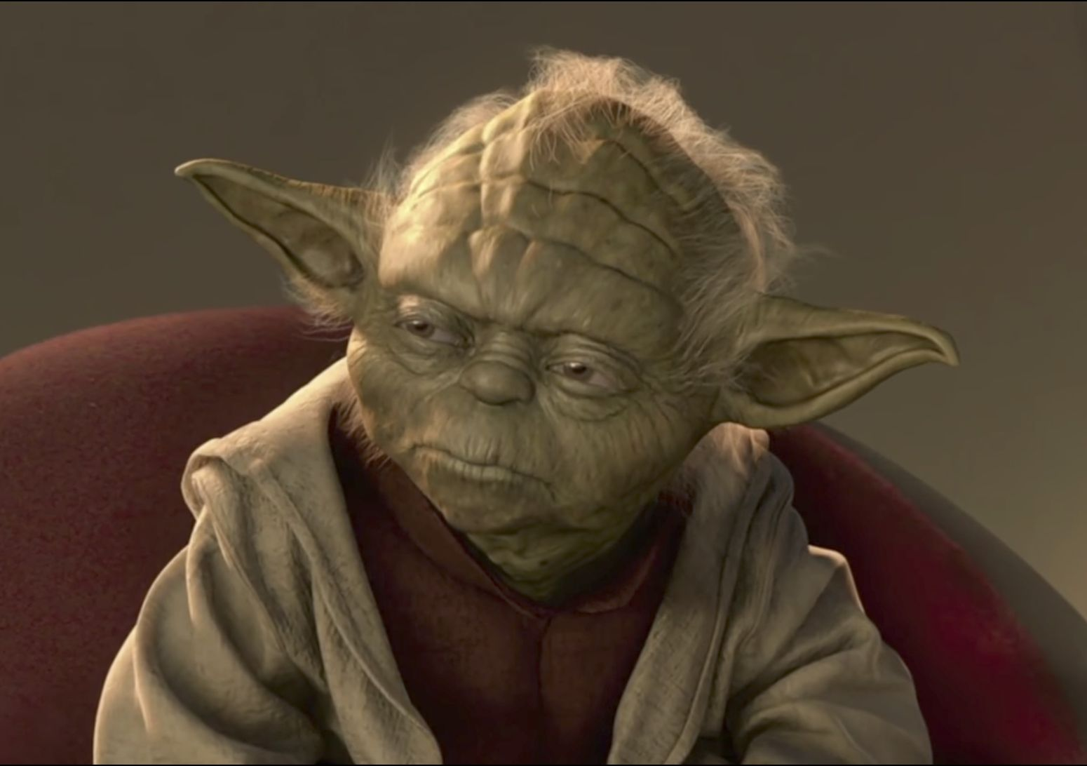 Yoda is pretty bummed out about how many launchers he needs to enjoy PC gaming.
