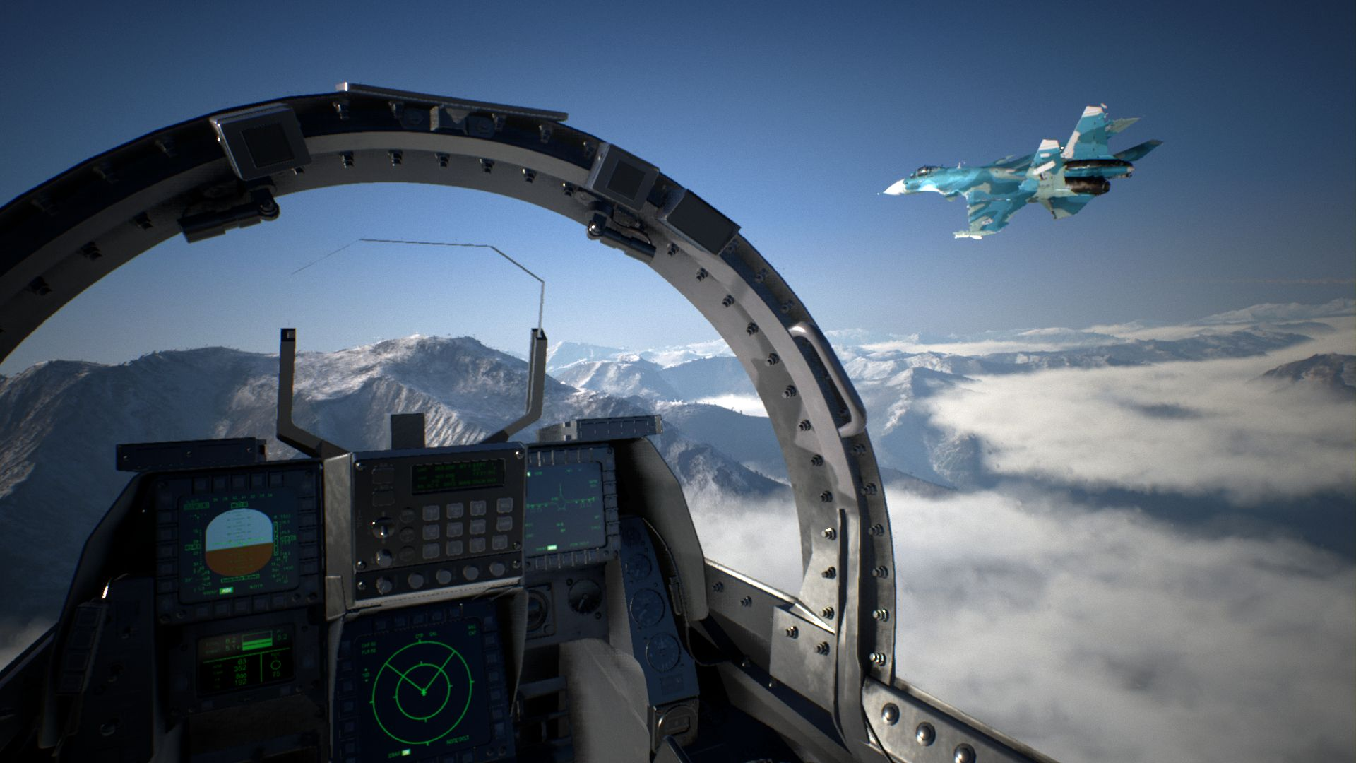 Ace Combat 7: Skies Unknown review Shacknews