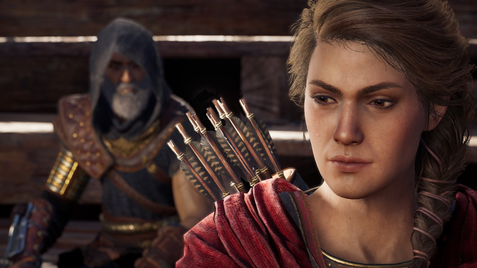 Assassin's Creed Odyssesy Screenshot Two