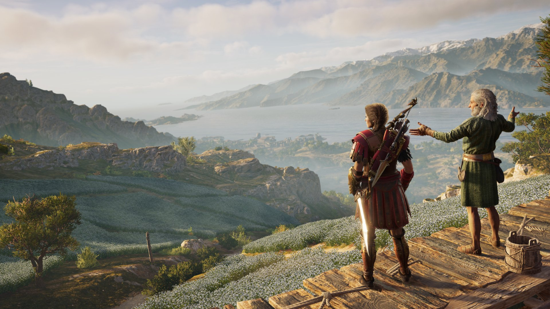 Assassin's Creed Odyssey Screenshot One