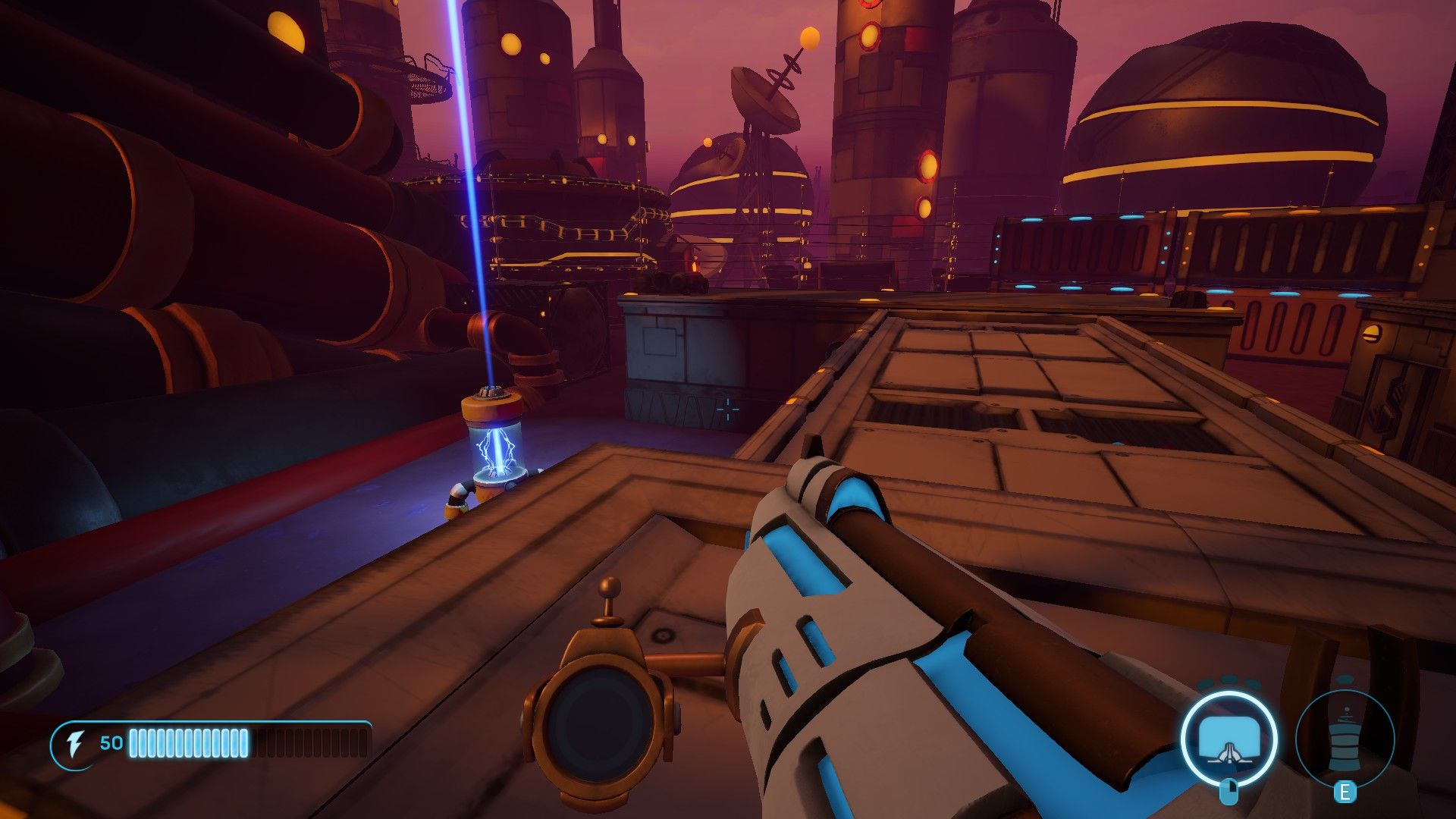 aftercharge arena shooter review