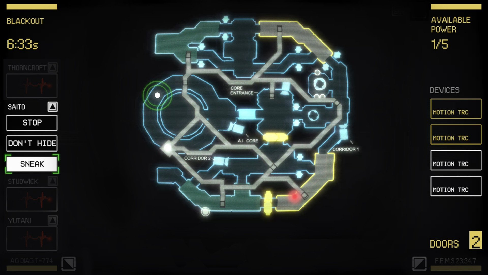 alien blackout map screenshot