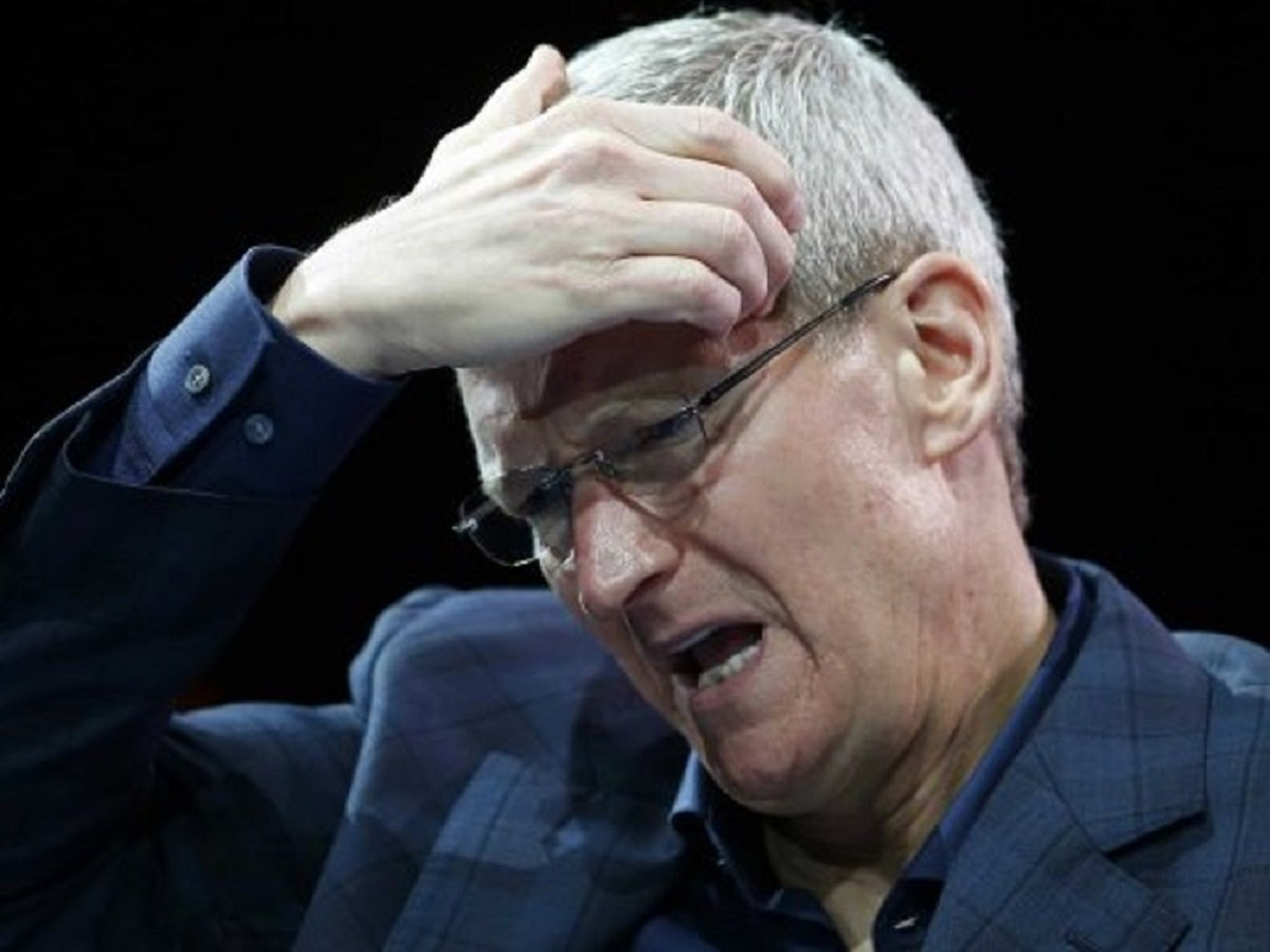 Tim Cook faces his greatest challenge as he navigates Apple through slowing iPhone sales and a gap in their innovation cycle.