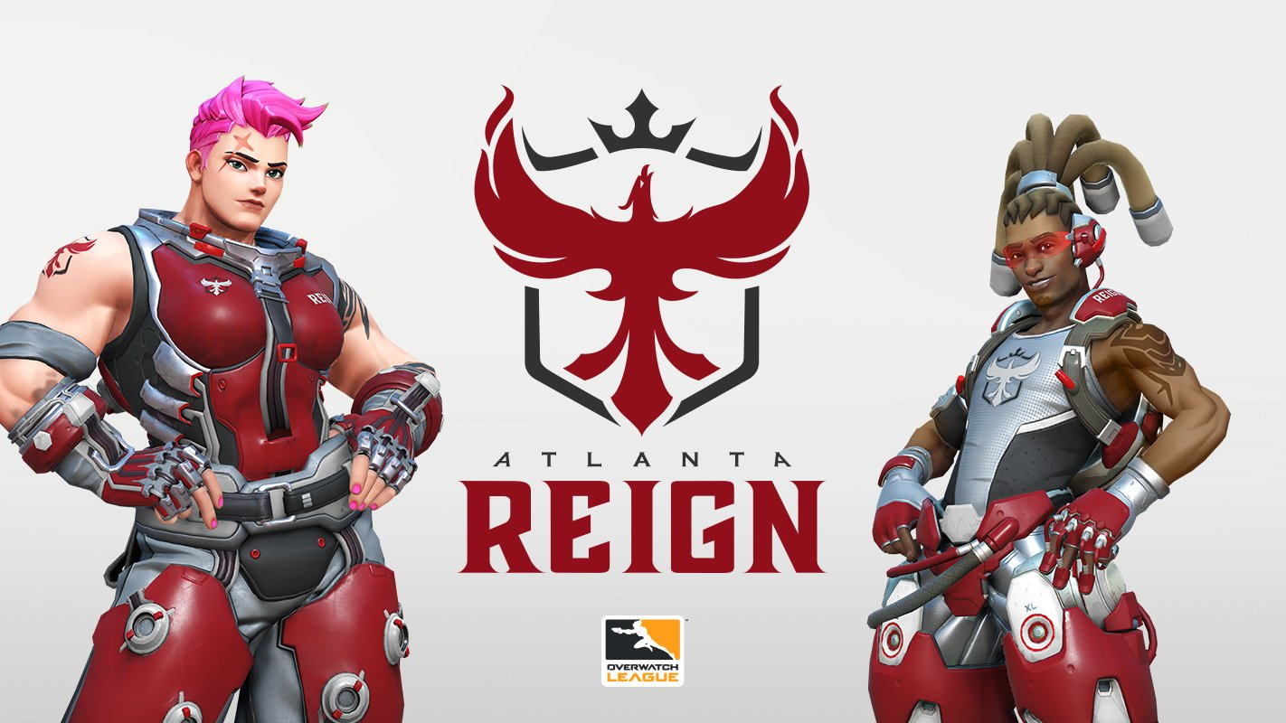 Overwatch League Season 2 - Atlanta Reign