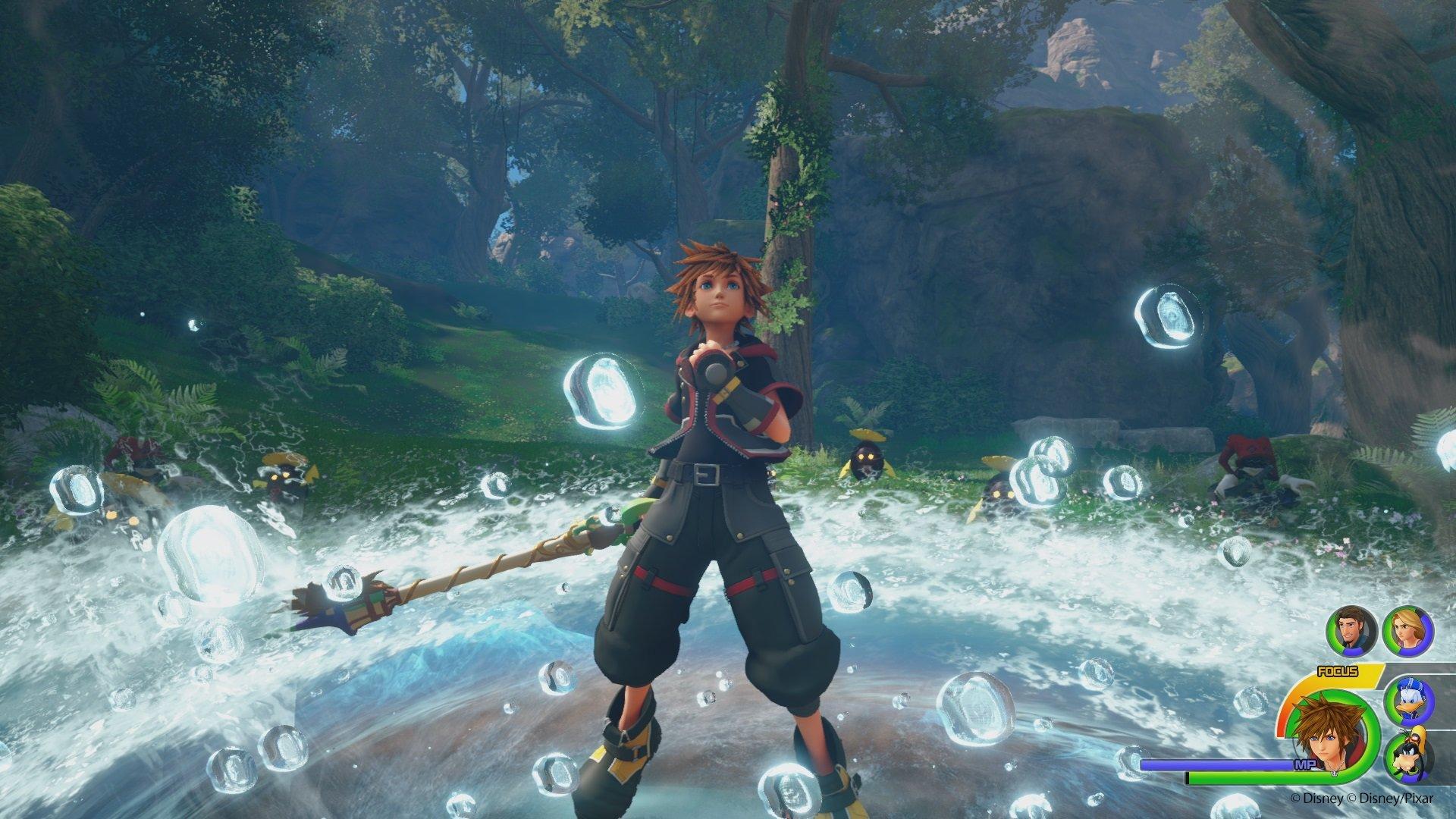 Kingdom Hearts for Dummies - Sora