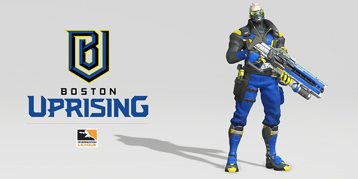Overwatch League Season 2 - Boston Uprising