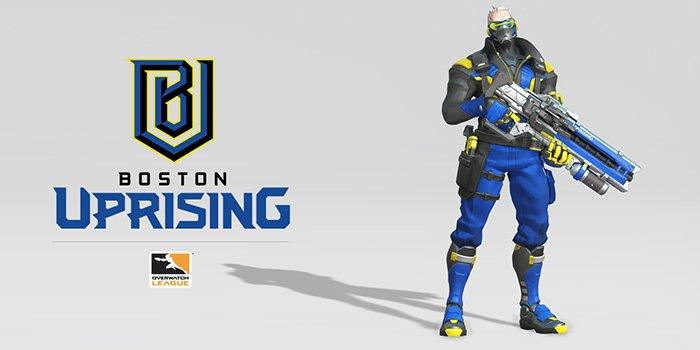 Overwatch League Season 2 - Boston Uprising