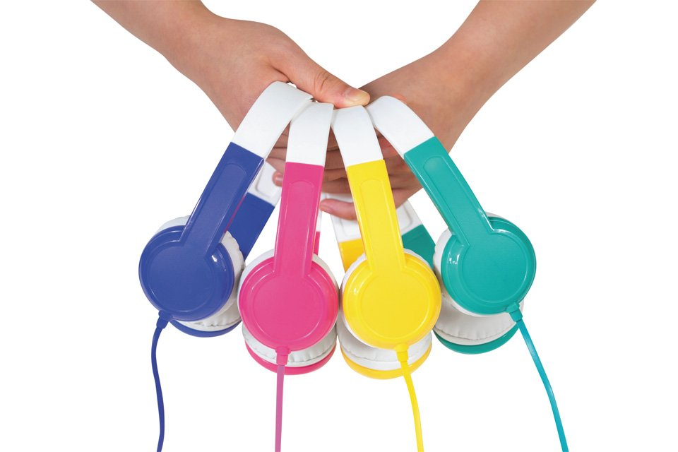 Buddyphones are a smart product designed to help kids learn while preventing hearing loss.