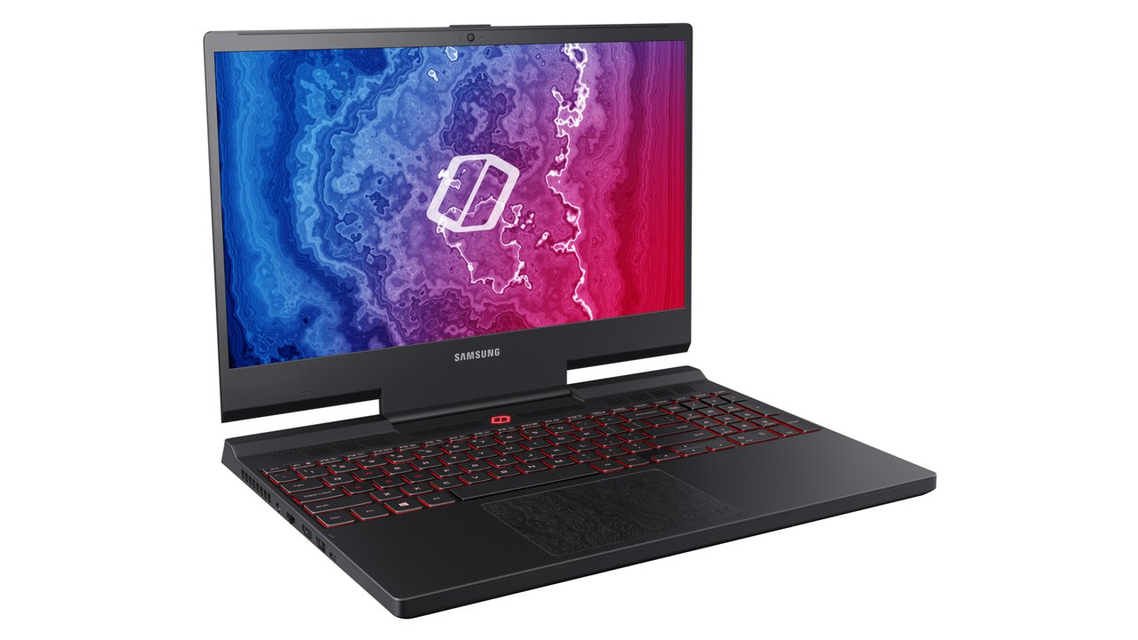 CES 2019: the Samsung Notebook Odyssey gaming laptop