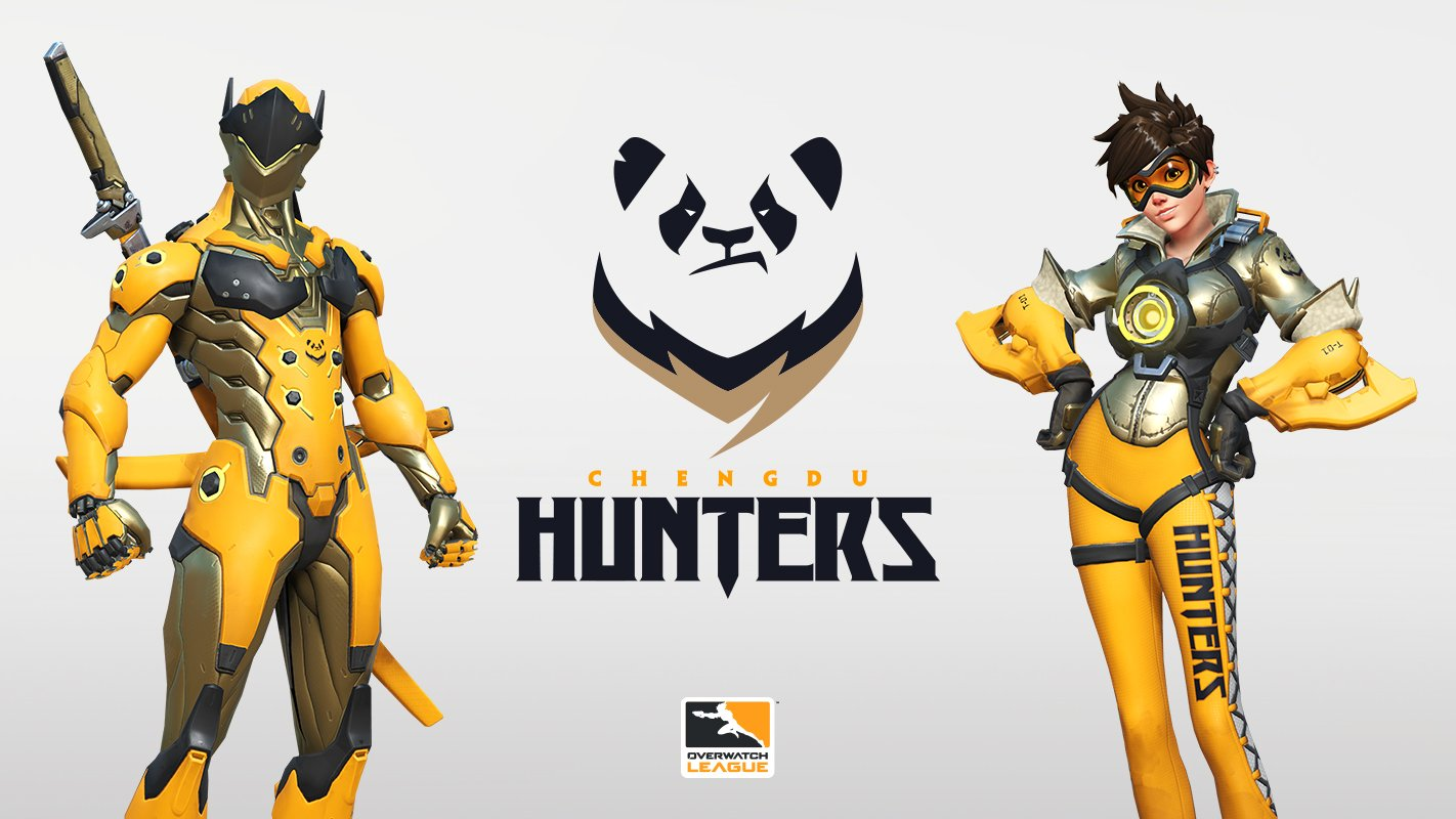 Overwatch League Season 2 - Chendu Hunters