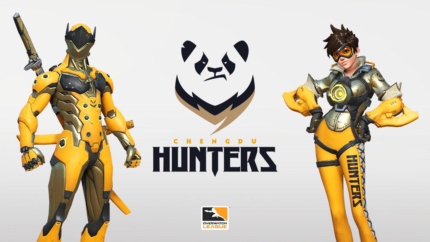 Overwatch League Season 2 - Chendu Hunters