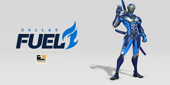 Overwatch League Season 2 - Dallas Fuel