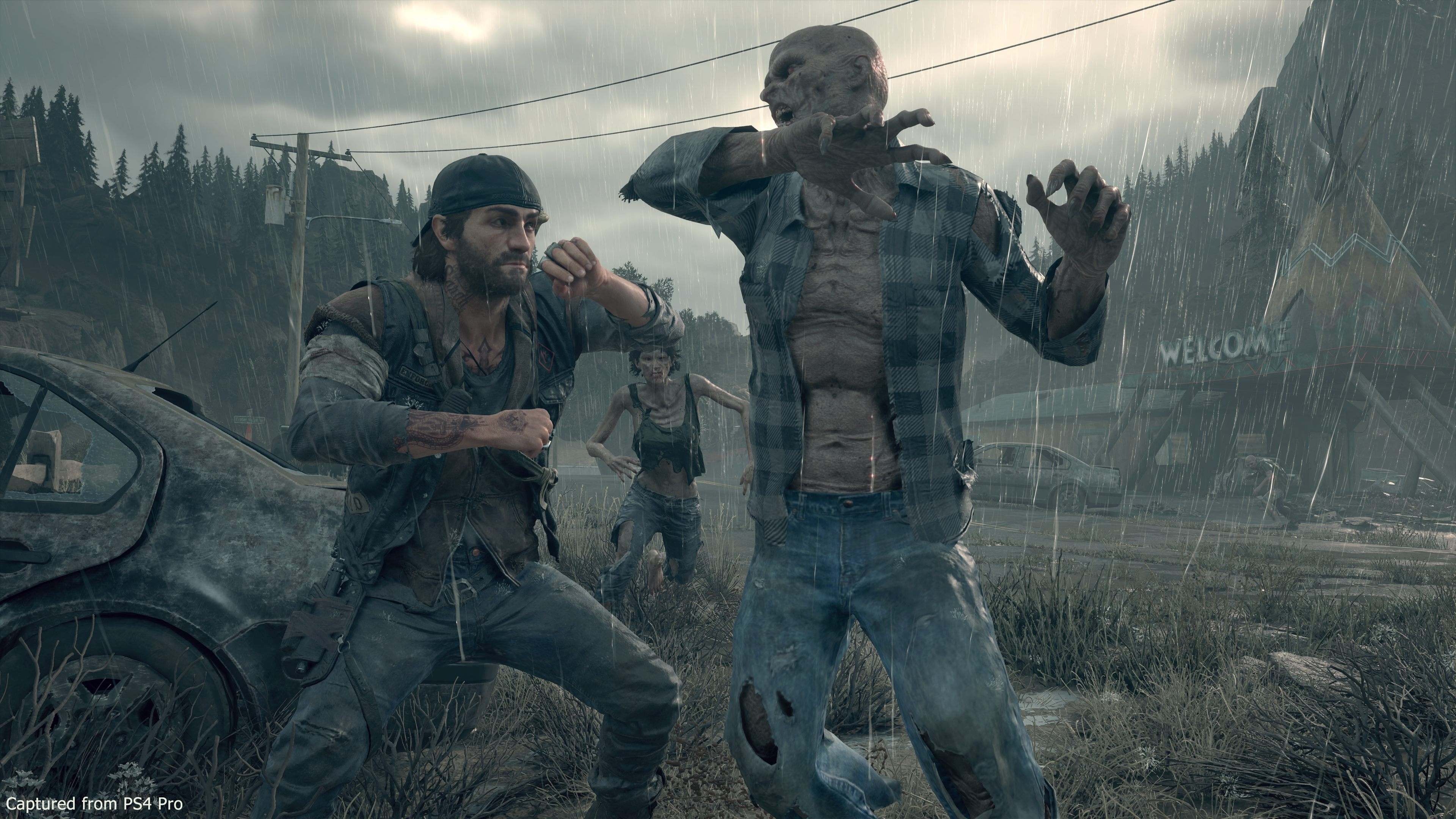days gone bend studios hands on demo pax south 2019