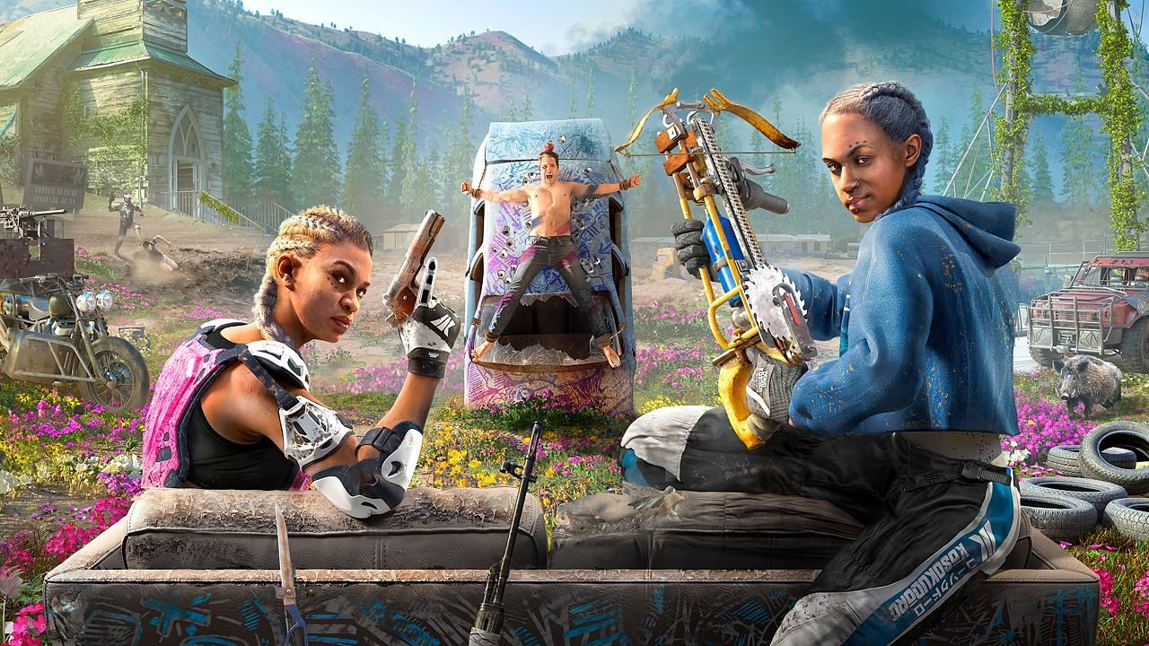 far cry new dawn 5 spin off expansion stand alone interview