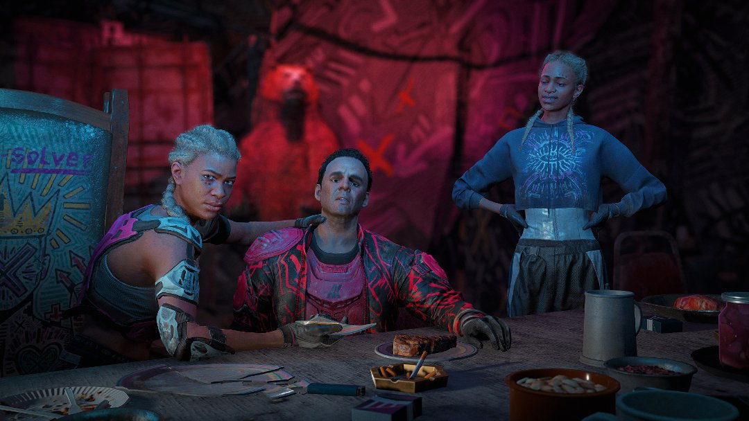 far cry new dawn screenshot the twins