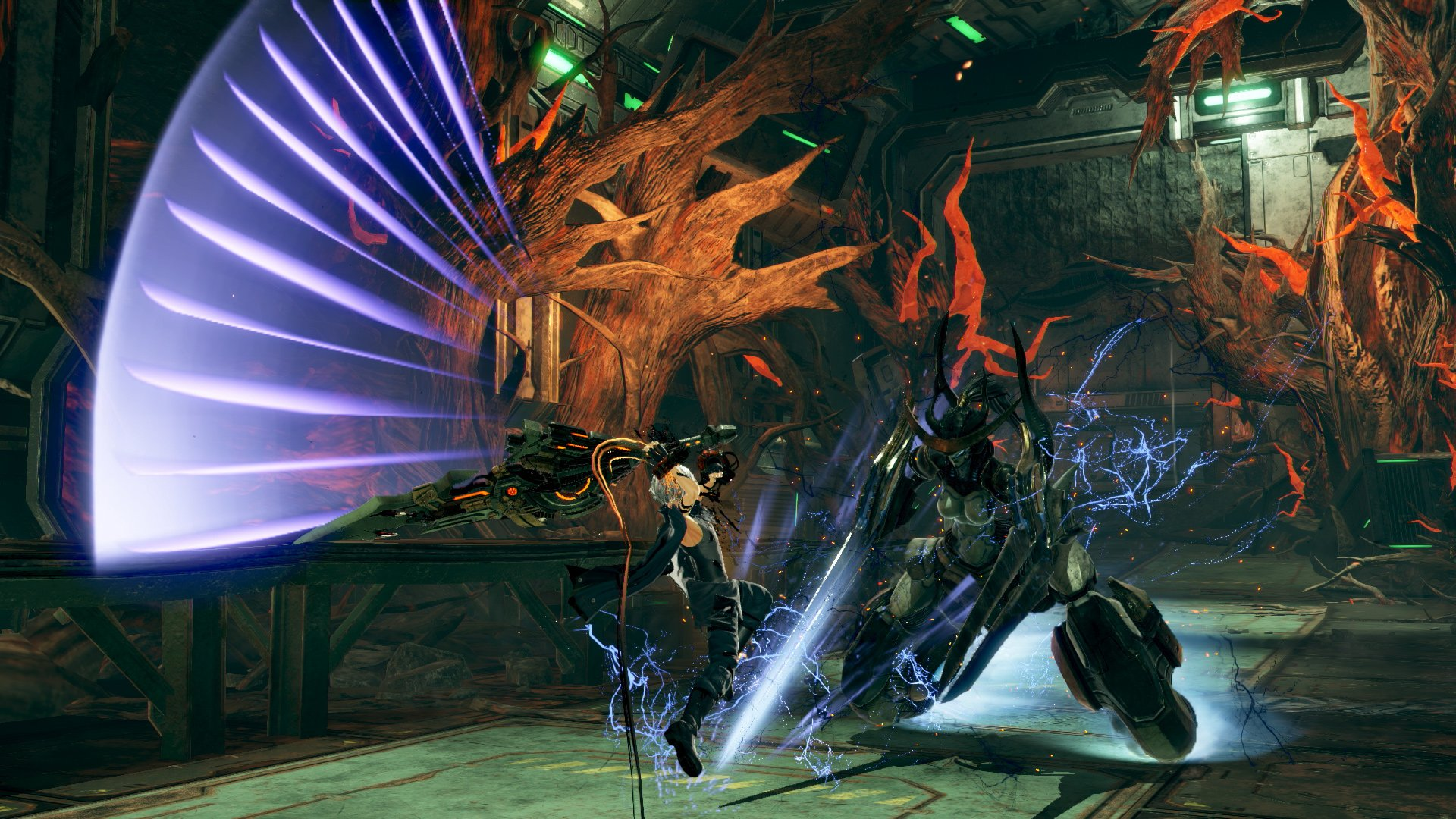 God Eater 3 preview action screenshot