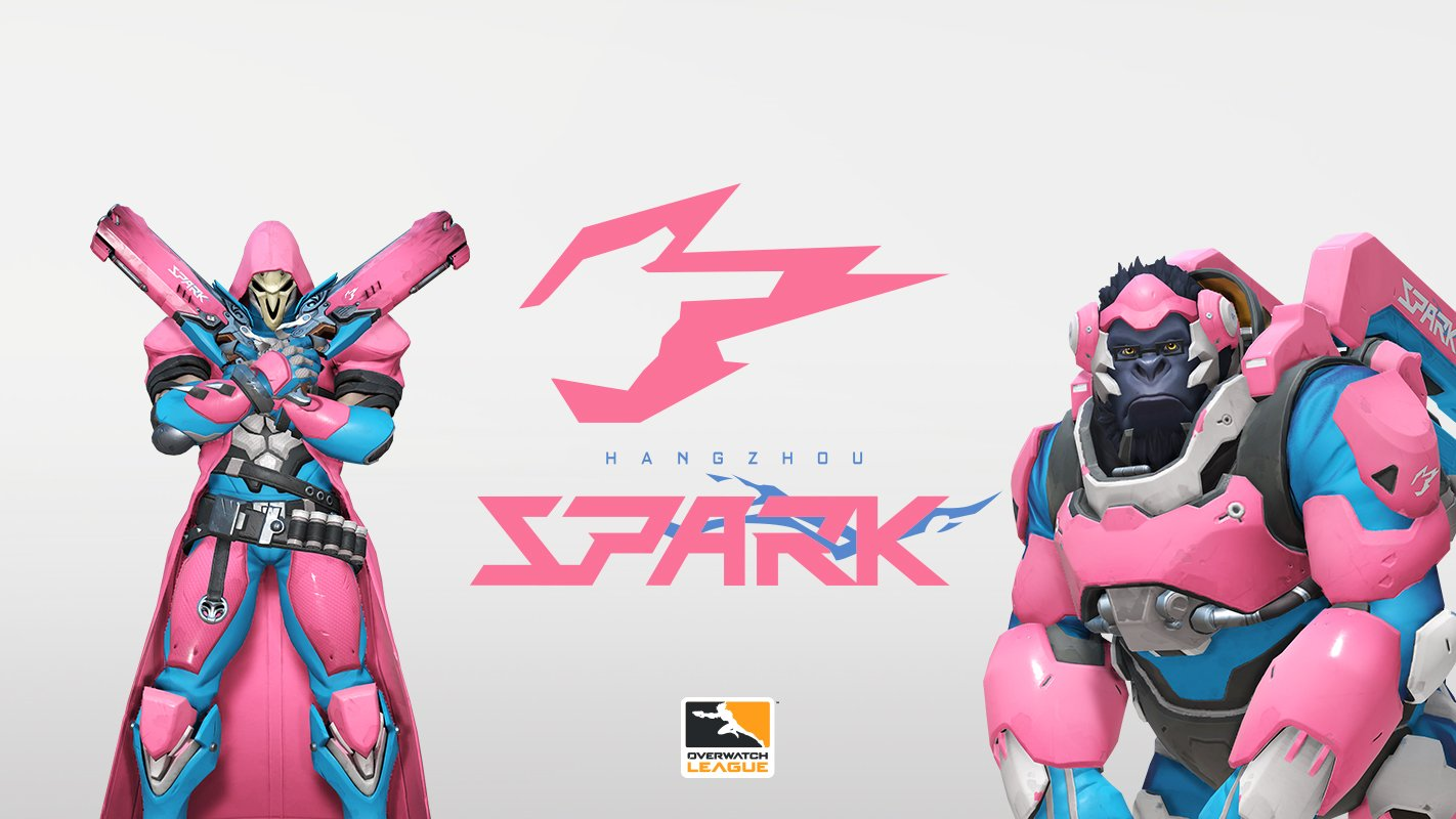 Overwatch League Season 2 - Hangzhou Spark