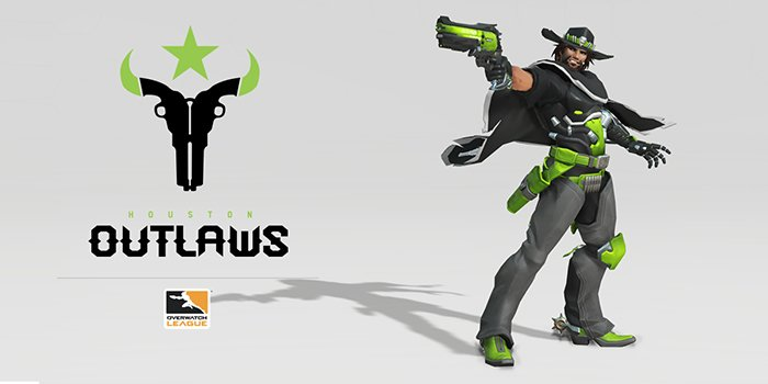 Overwatch League Season 2 - Houston Outlaws