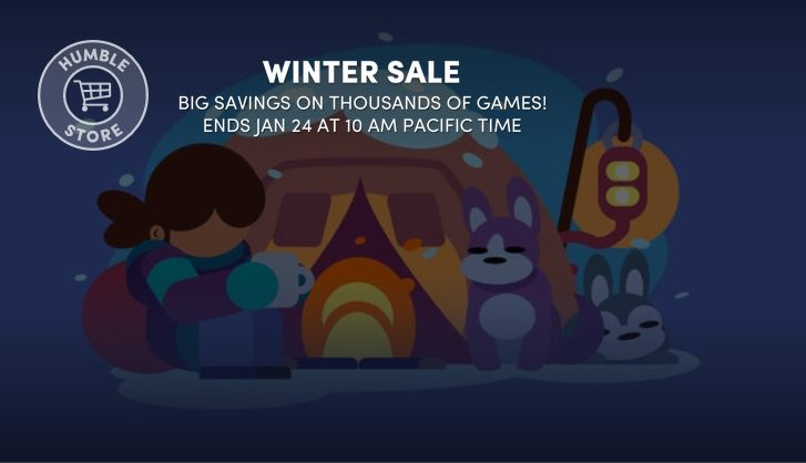 humble winter sale discounts highlights
