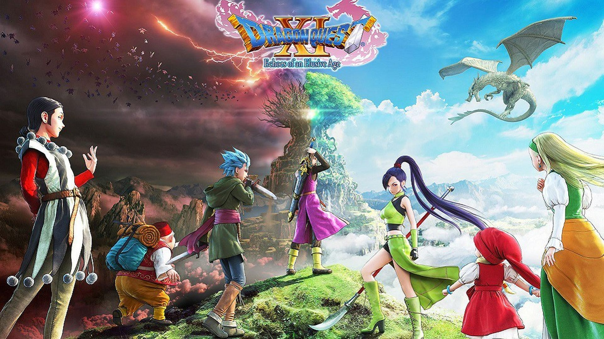 humble winter sale discounts highlights dragon quest xi 11 square enix