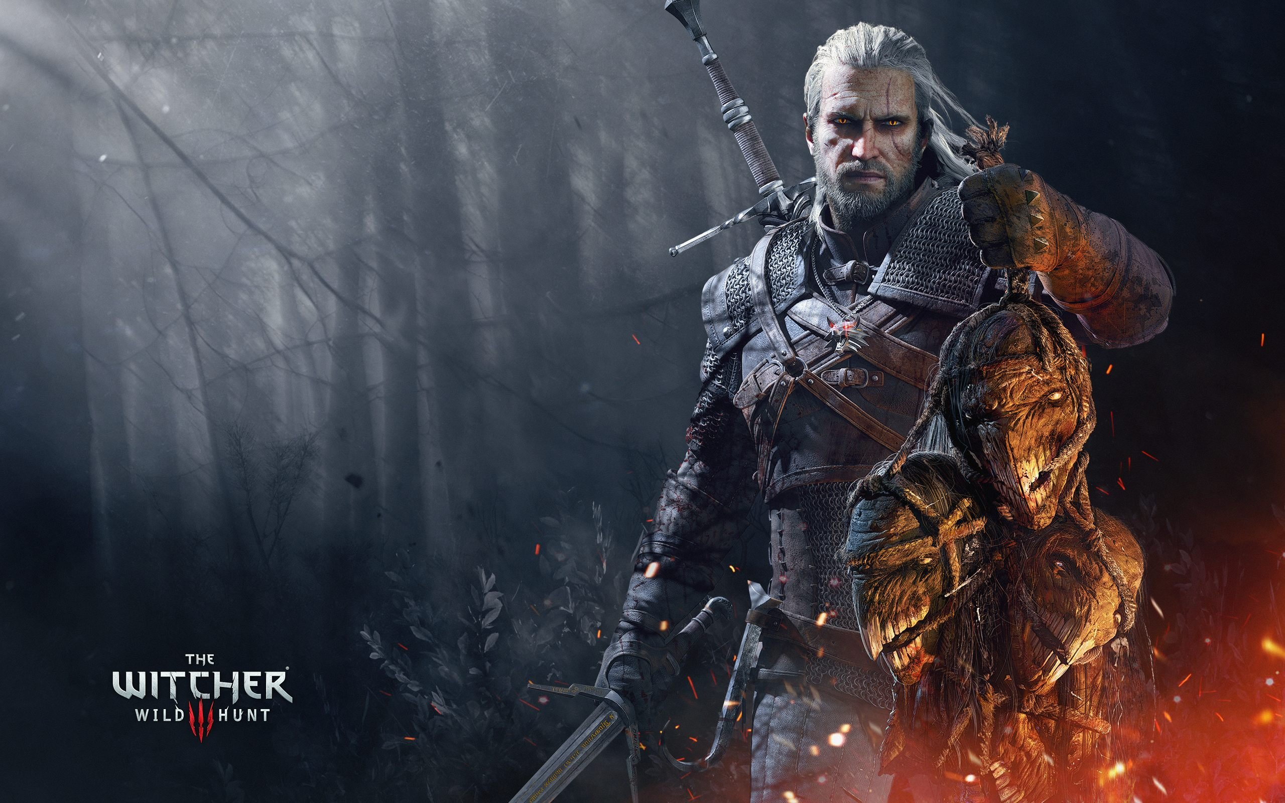 humble winter sale discounts highlights the witcher 3 wild hunt