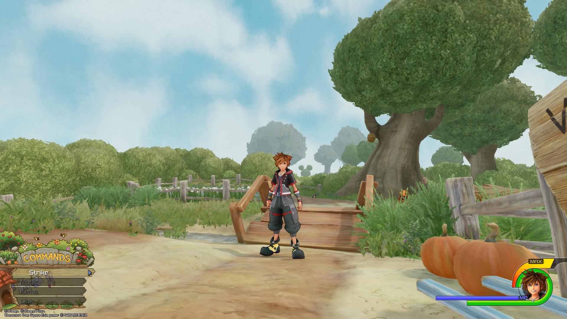 Kingdom Hearts 3 - 100 Acre Wood Lucky Emblem 1