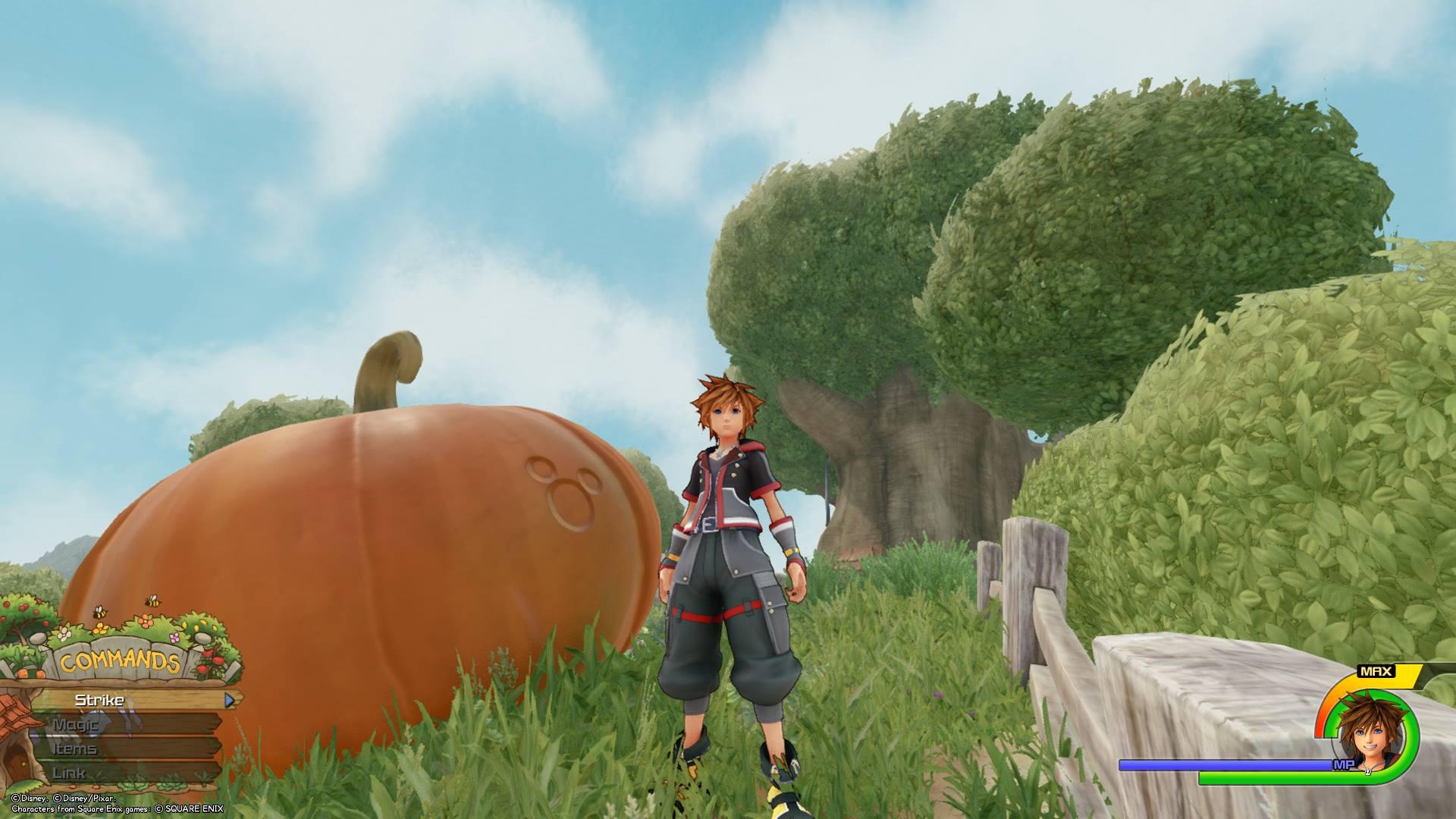 Kingdom Hearts 3 - 100 Acre Wood Lucky Emblem 2