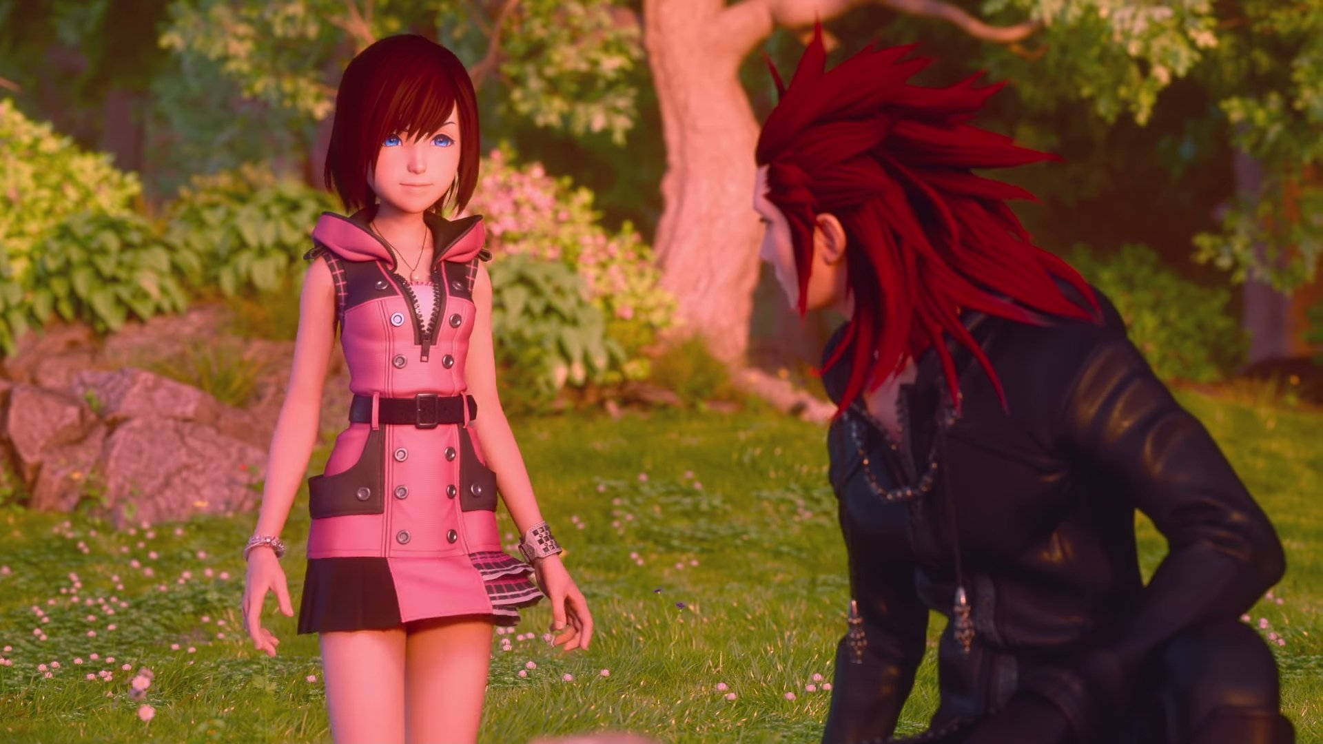 Kingdom Hearts for Dummies - Kairi