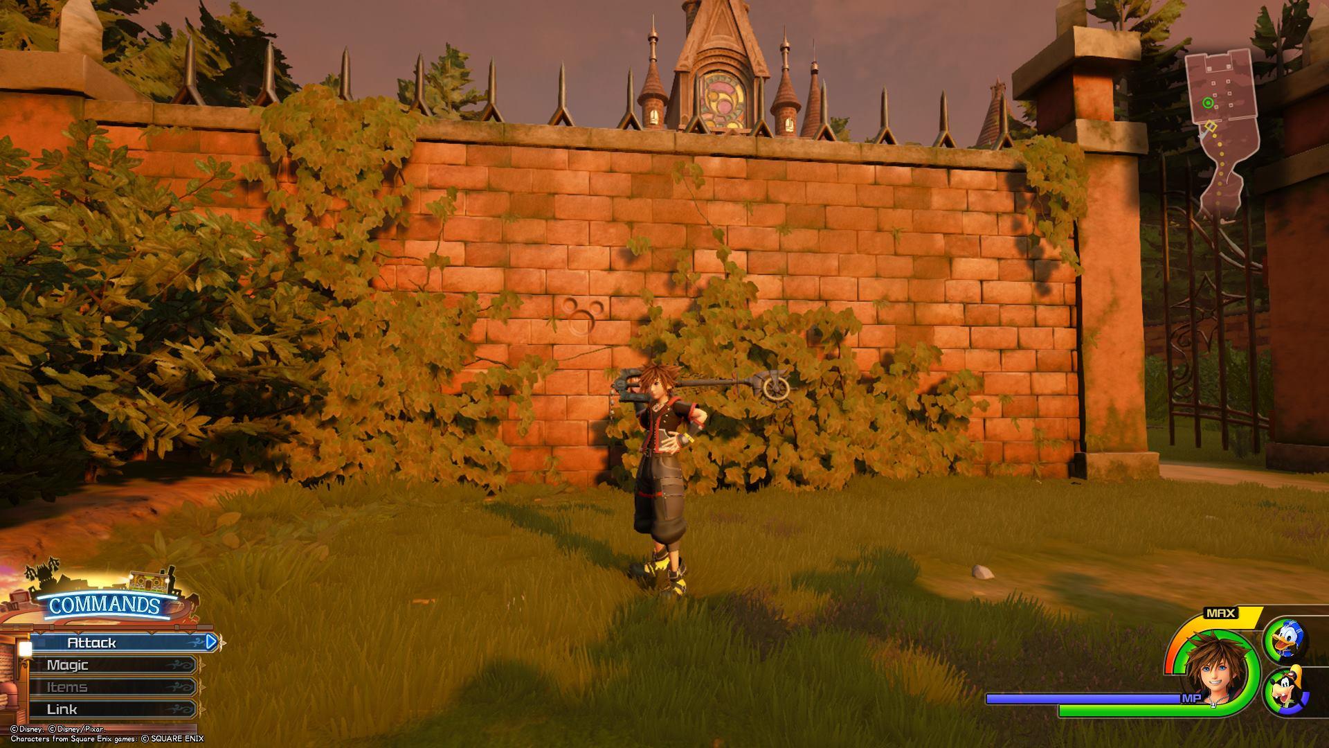 Kingdom Hearts 3 - Twilight Town Lucky Emblem 9
