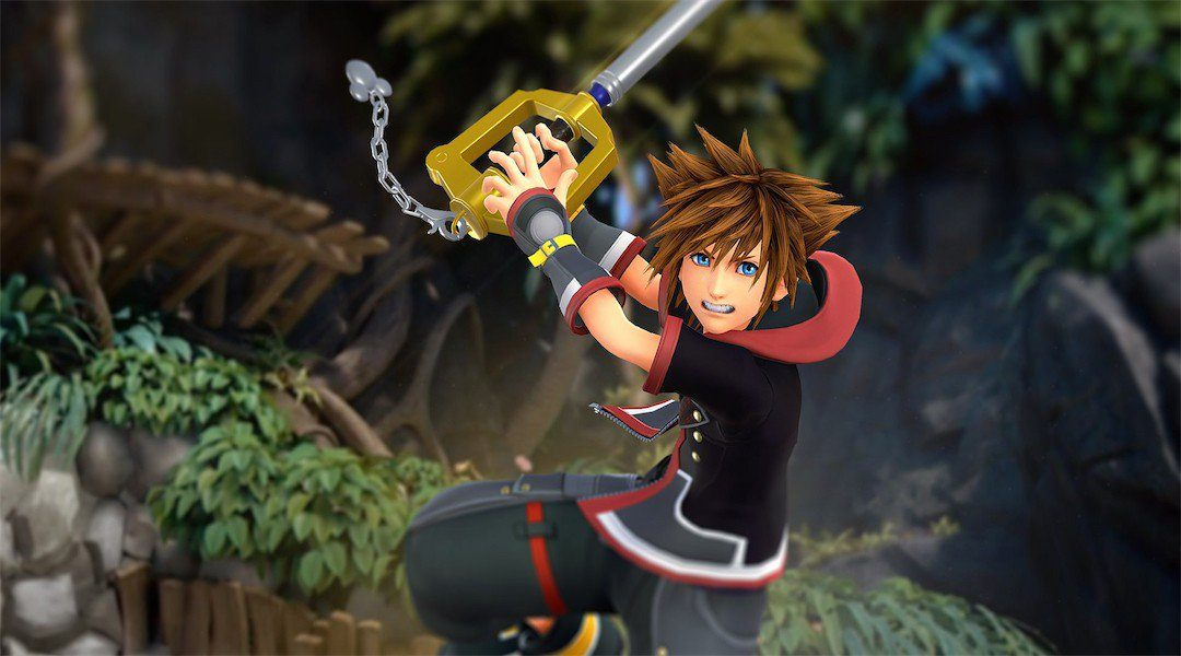 Kingdom Hearts 3 Epilogue Comes Out After Launch, Requires Download