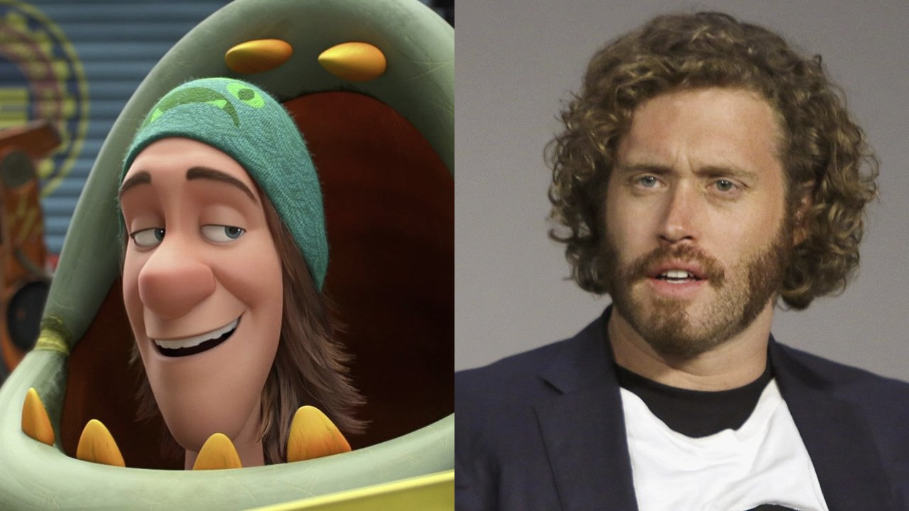 TJ Miller voices Fred