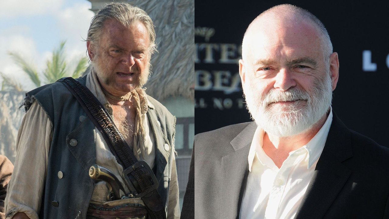 Kevin McNally voices Gibbs