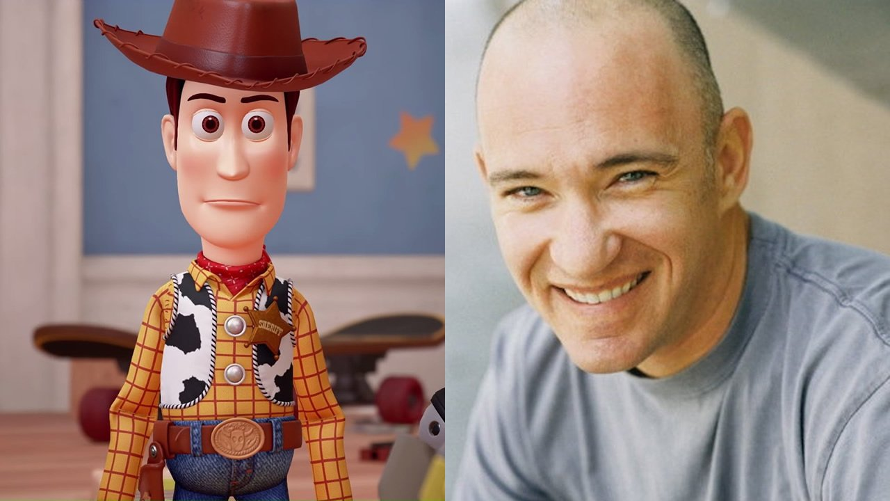 Jim Hanks voices Woody