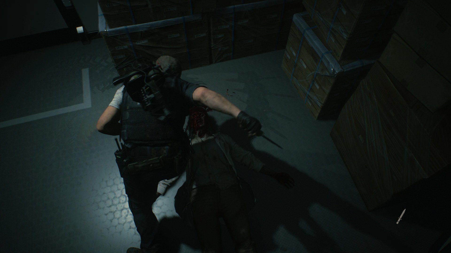 How To Kill Zombies In Resident Evil 2 Shacknews