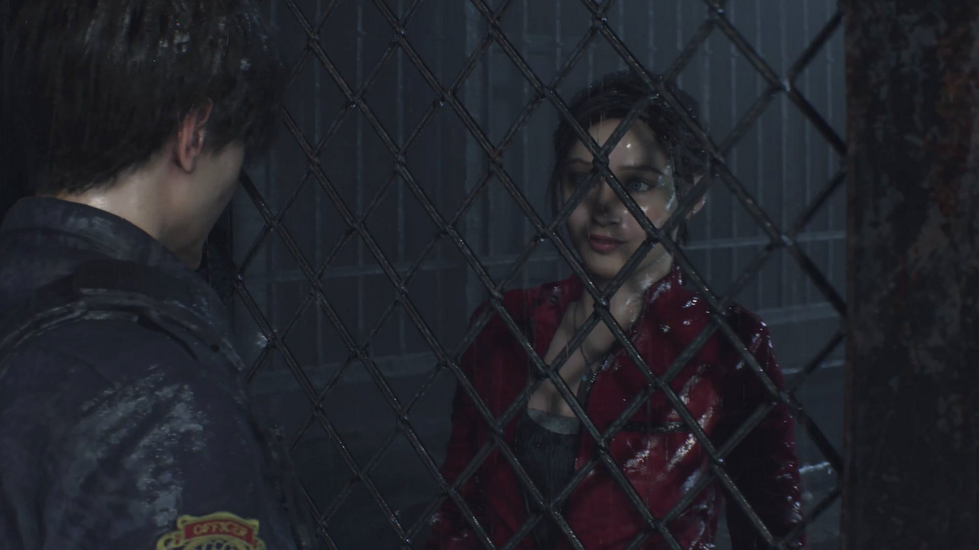 claire and leon resident evil 2 remake