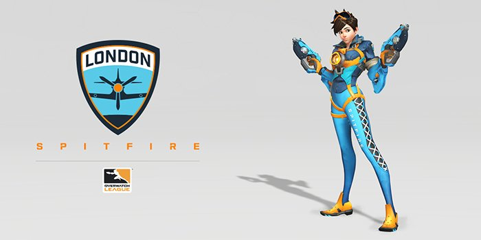 Overwatch League Season 2 - London Spitfire