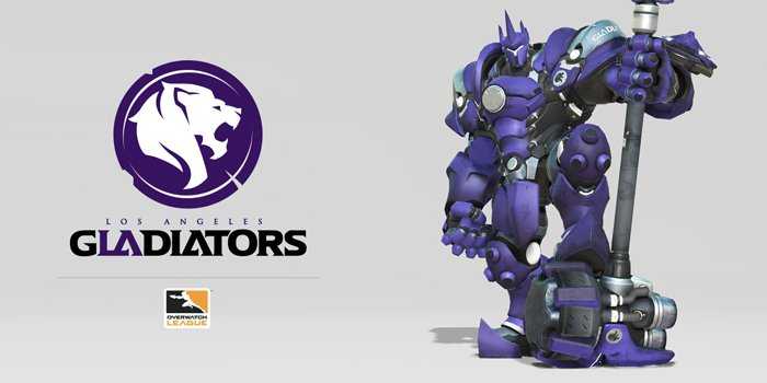 Overwatch League Season 2 - Los Angeles Gladiators