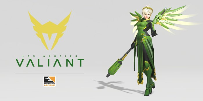 Overwatch League Season 2 - Los Angeles Valiant