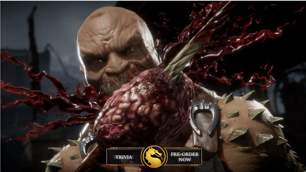 baraka mortal kombat 11 reveal debut gameplay twitch