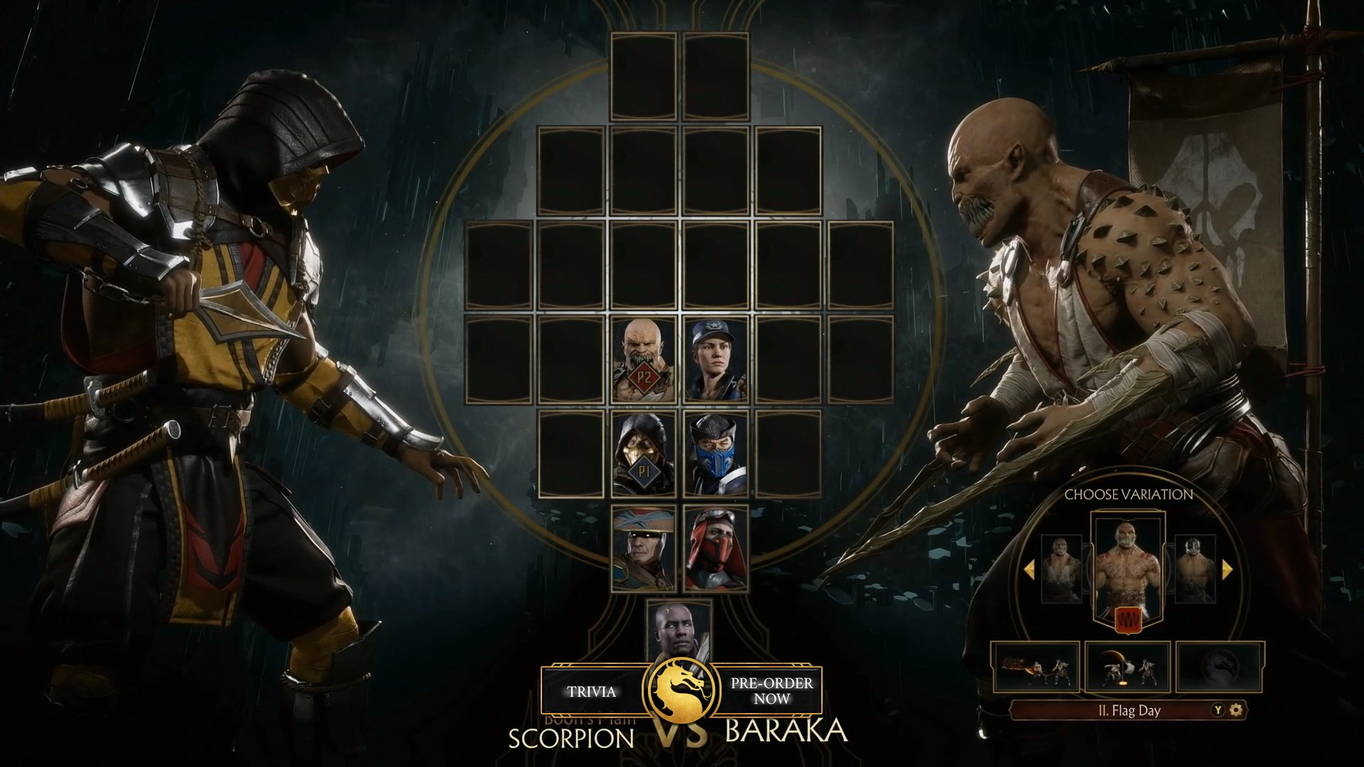 Confirmed character roster in Mortal Kombat 11 | Shacknews