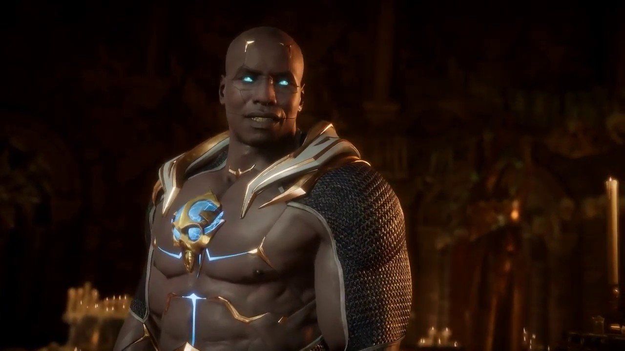 Mortal Kombat 11 Geras is revealed