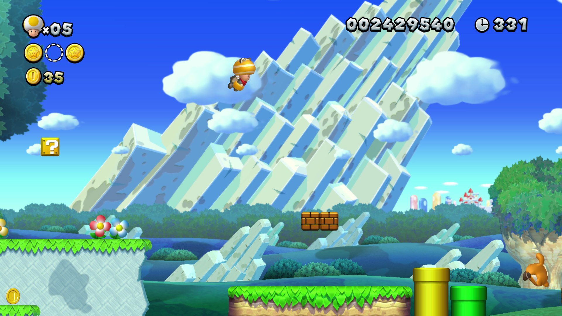New Super Mario Bros  U Deluxe review: Just Peachy | Shacknews