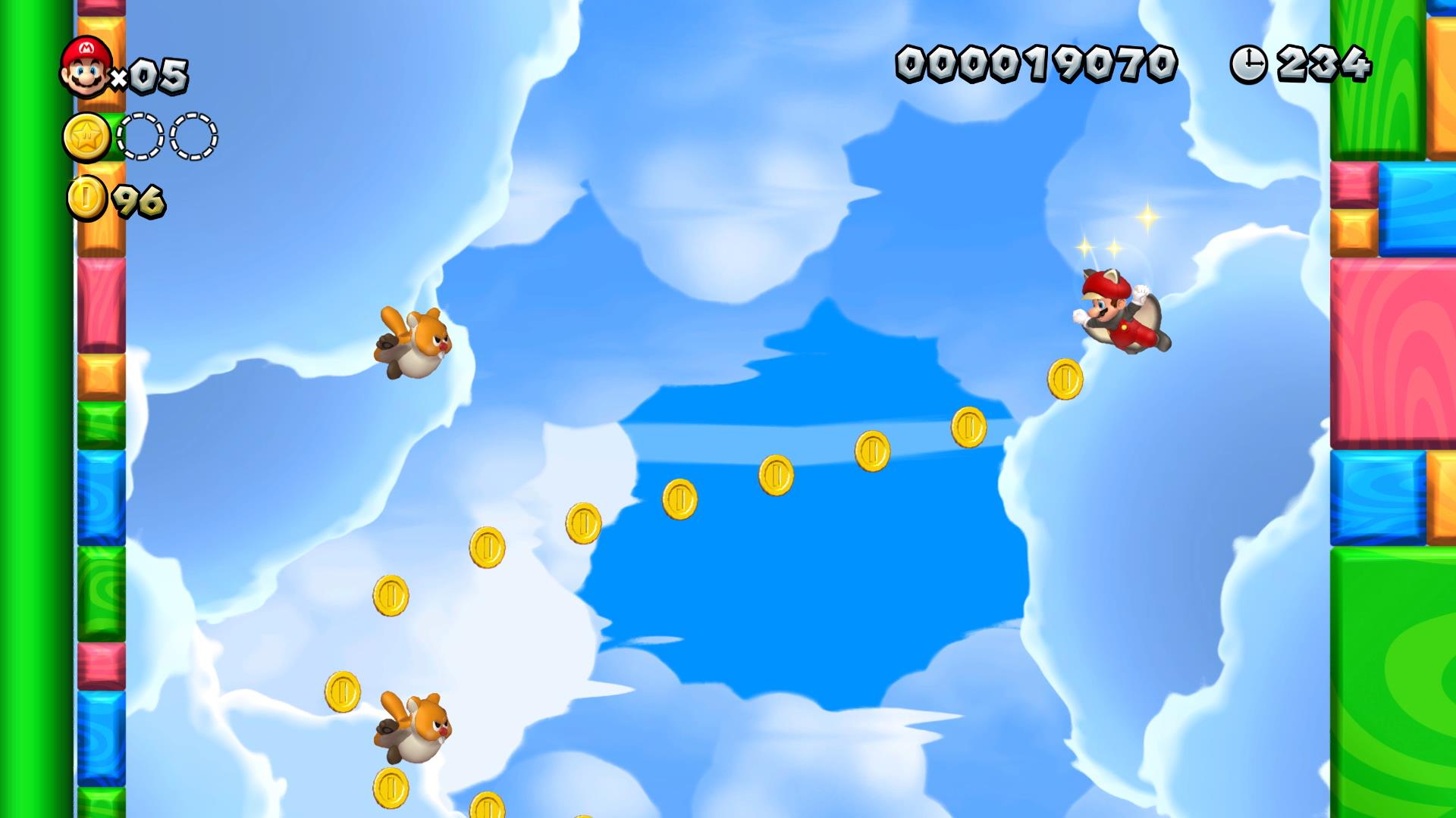 New Super Mario Bros U Deluxe Screenshot