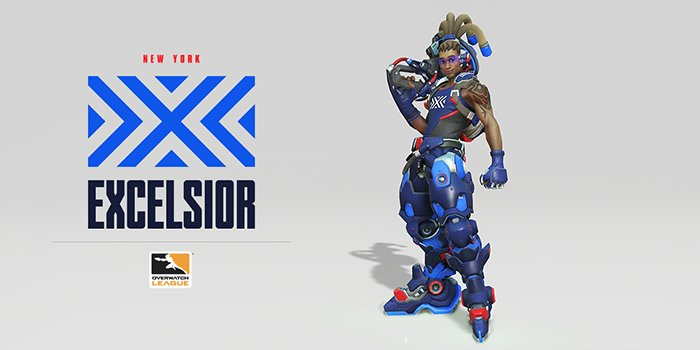 Overwatch League Season 2 - New York Excelsior