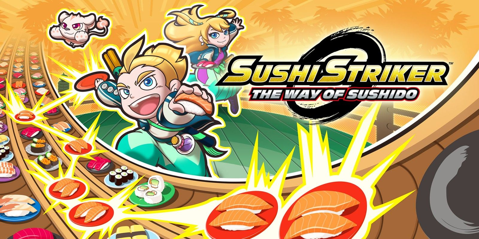 nintendo new year's digital sale eshop sushi striker