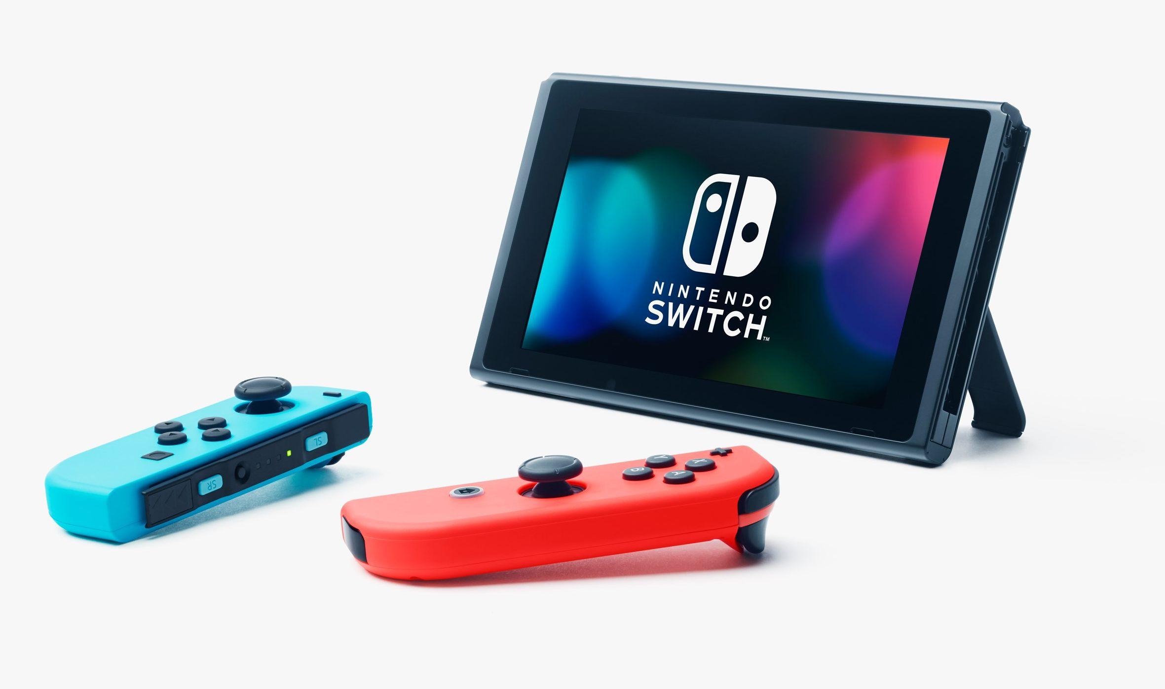 nintendo switch console shipped 33 million