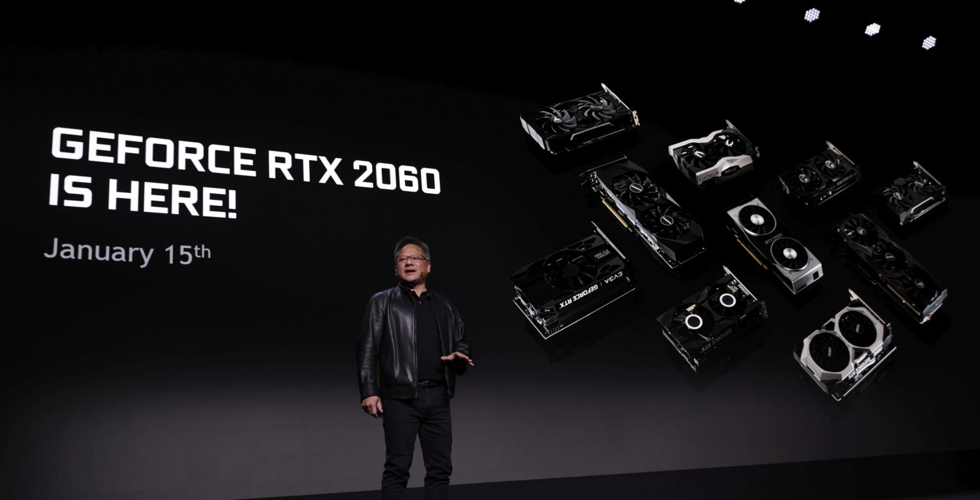 nvidia geforce rtx 2060 release date bundle price launch