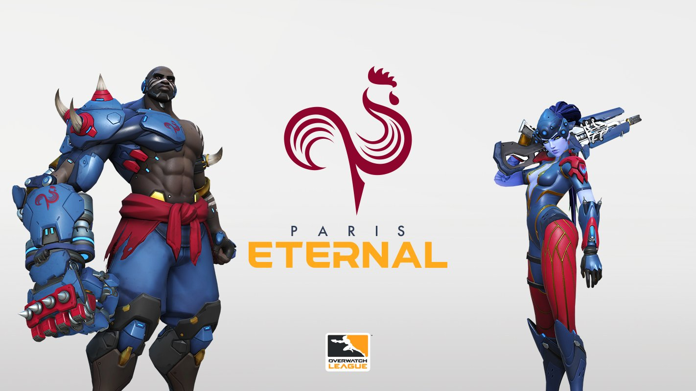 Overwatch League Season 2 - Paris Eternal