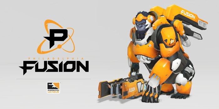 Overwatch League Season 2 - Philadelphia Fusion