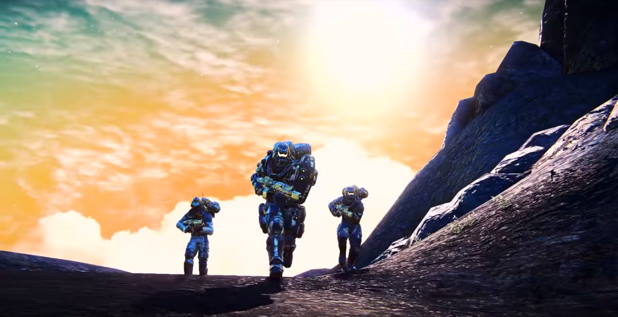 PlanetSide Arena battle royale launch update reveal founder closed beta